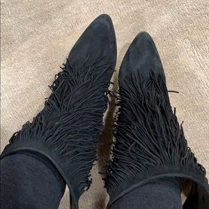 Paul Andrew Shoes - Authentic Paul Andrew Fringe Boots